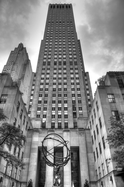 Rockefeller Center in midtown Manhattan © Apostolos Zabakas